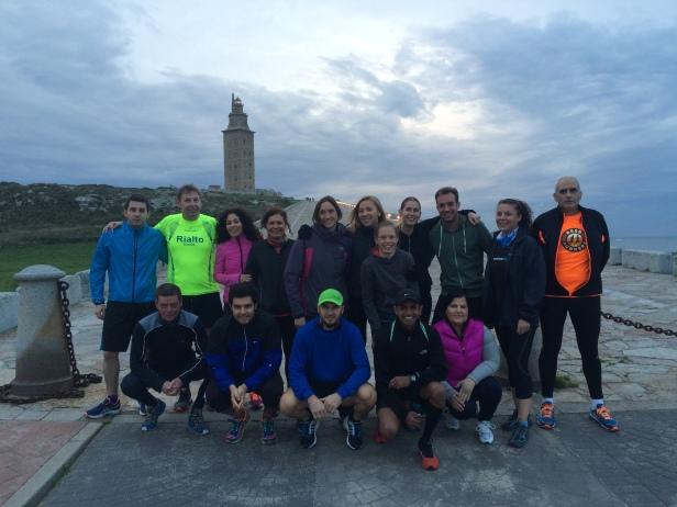 Worldwide Companion Run 5km - Start at Torre de Hercules